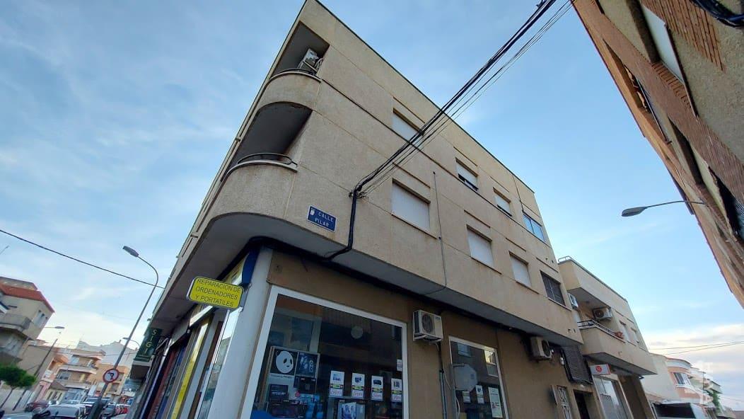 Piso en venta en Pedanía de Sangonera la Verde, Murcia, Murcia, Calle Pilar, 77.000 €, 3 habitaciones, 2 baños, 100 m2
