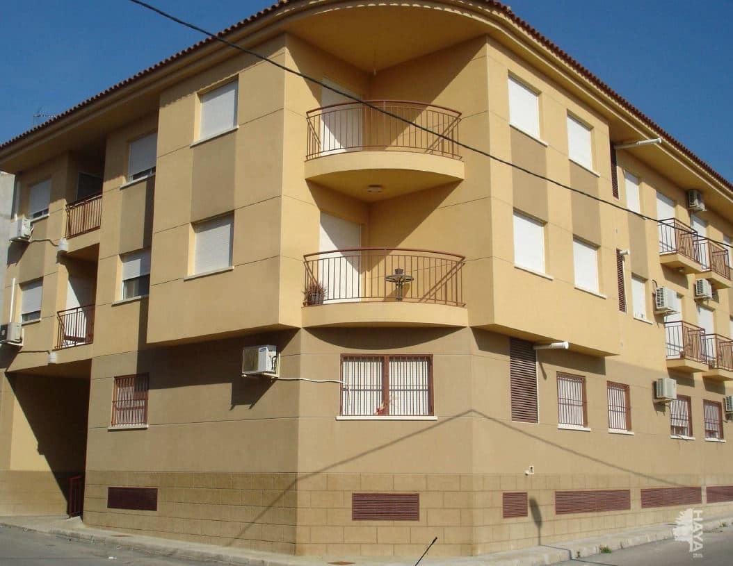 Piso en venta en Archena, Murcia, Calle Caravaca, 84.000 €, 3 habitaciones, 2 baños, 113 m2