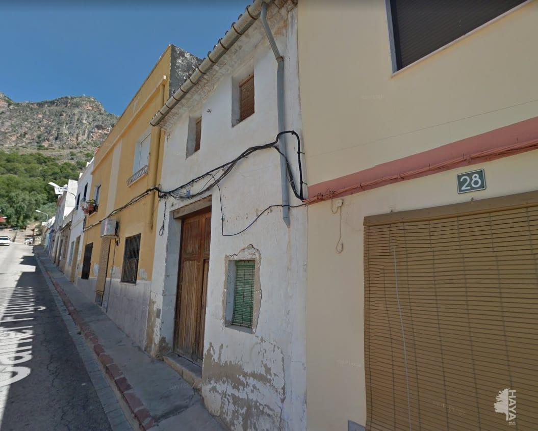 Piso en venta en Tavernes de la Valldigna, Valencia, Calle Les Figueretes, 37.745 €, 3 habitaciones, 1 baño, 85 m2