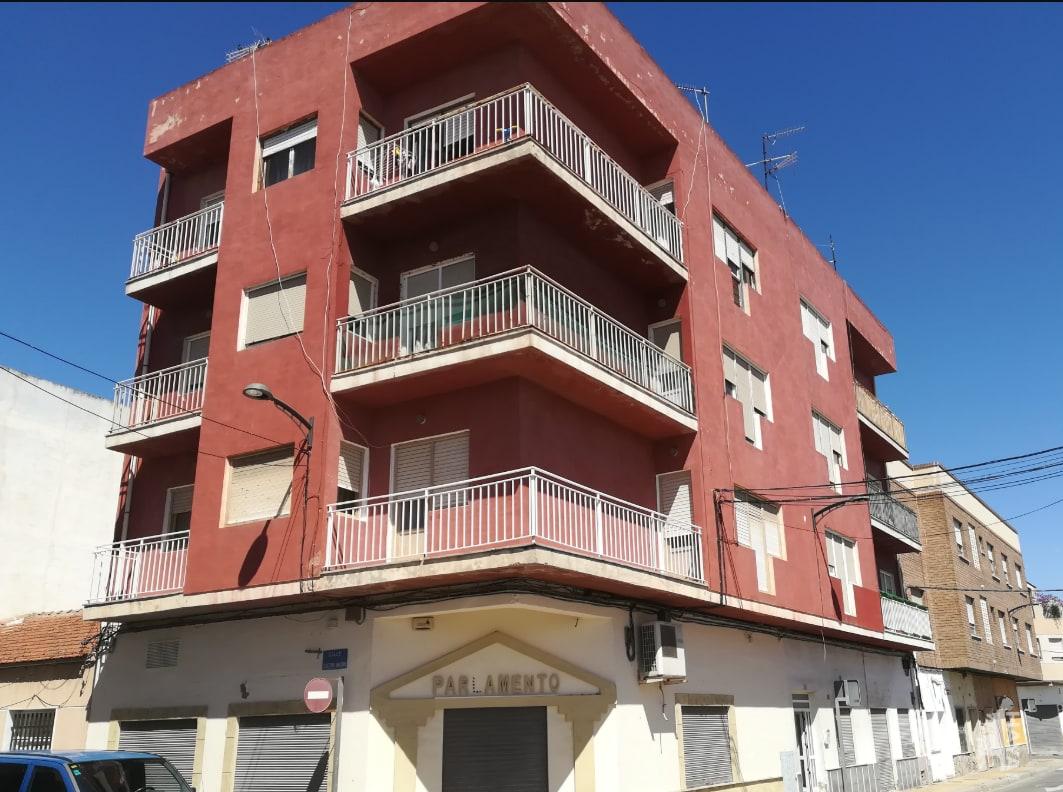 Piso en venta en Rafal, Alicante, Calle San Joaquin, 34.984 €, 2 habitaciones, 1 baño, 81 m2