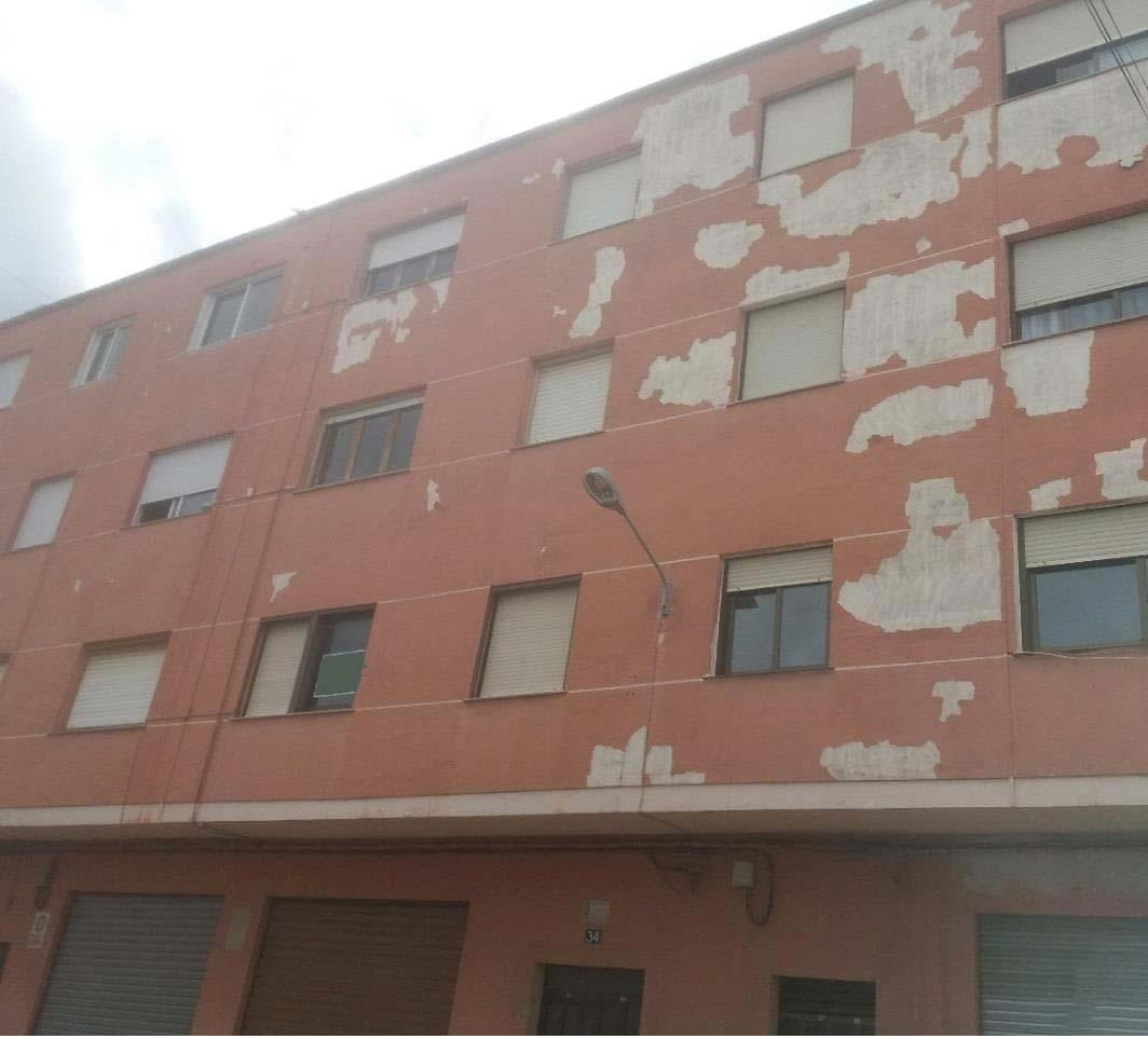 Piso en venta en Tavernes de la Valldigna, Valencia, Calle Ricardo Carles, 18.264 €, 3 habitaciones, 1 baño, 77 m2