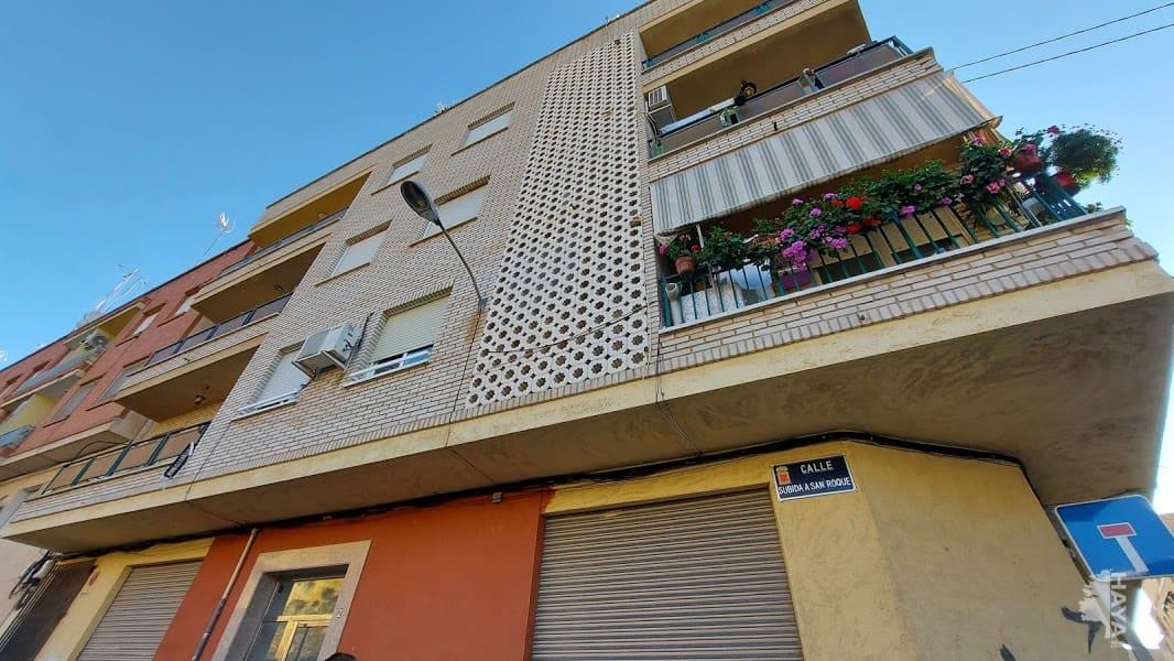 Piso en venta en Murcia, Murcia, Calle Subida San Roque, 51.000 €, 3 habitaciones, 1 baño, 87 m2