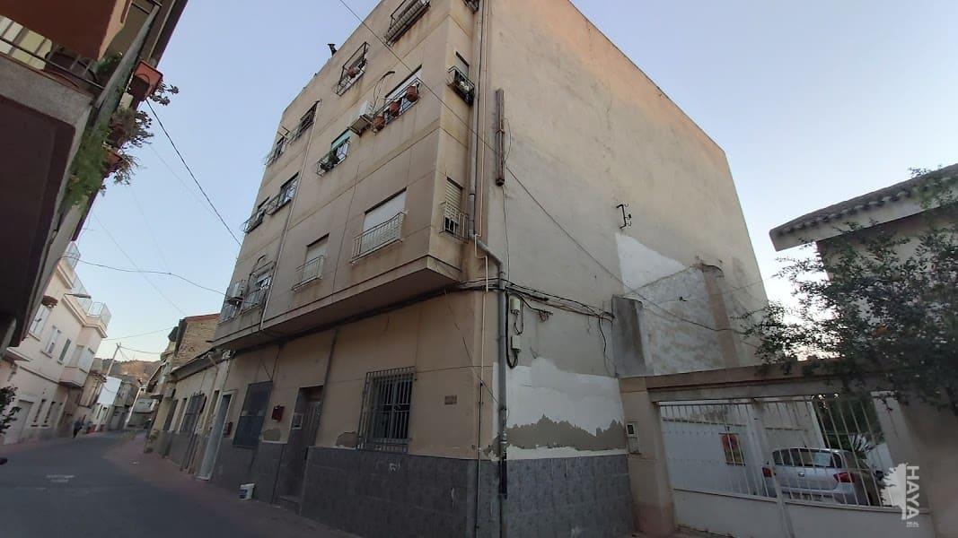 Piso en venta en Pedanía de Beniaján, Murcia, Murcia, Calle San Antonio, 48.700 €, 3 habitaciones, 1 baño, 73 m2
