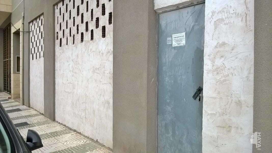 Local en venta en El Parador de la Hortichuelas, Roquetas de Mar, Almería, Calle Mercado, 55.000 €, 77 m2
