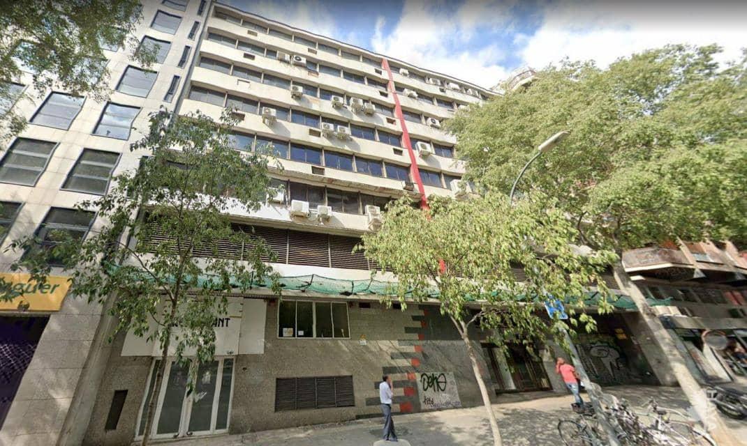 Oficina en venta en Barcelona, Barcelona, Calle Calabria, 72.500 €, 44 m2