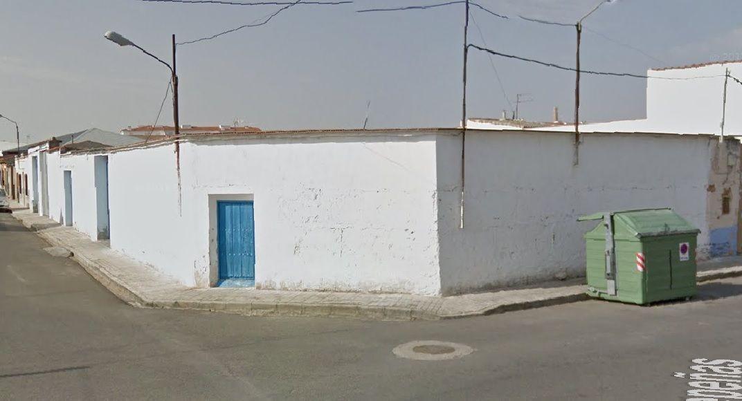 Suelo en venta en Tomelloso, Ciudad Real, Calle Teruel, 49.000 €, 295 m2