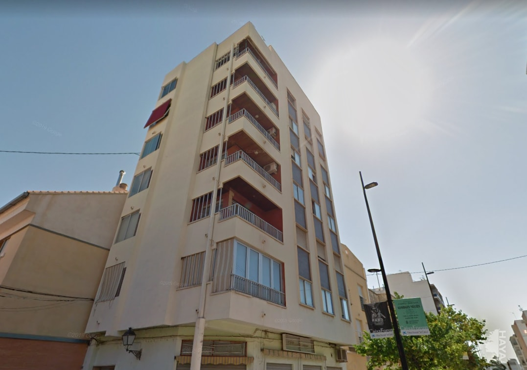 Piso en venta en Gandia, Valencia, Calle Sant Salvador, 110.000 €, 3 habitaciones, 1 baño, 89 m2