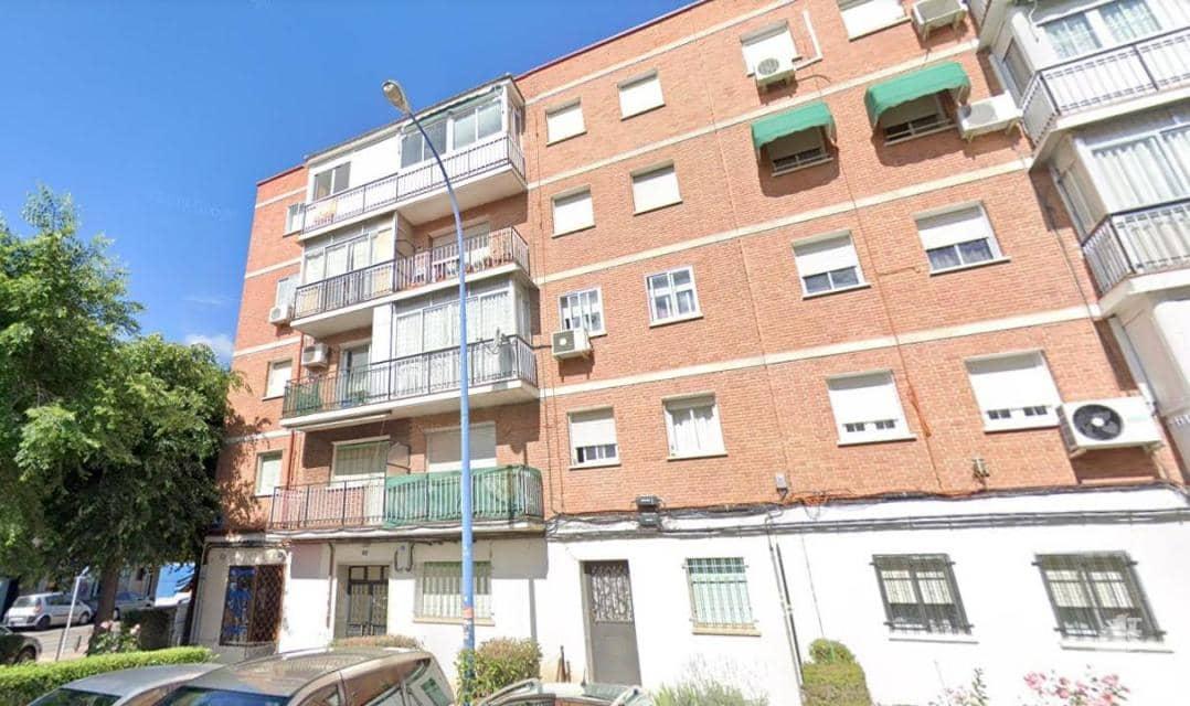Piso en venta en Leganés, Madrid, Calle Polvoranca, 103.800 €, 1 baño, 60 m2