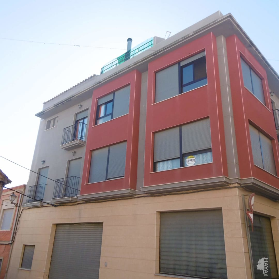 Piso en venta en Caudete, Albacete, Calle Dean Martinez, 64.400 €, 4 habitaciones, 2 baños, 115 m2