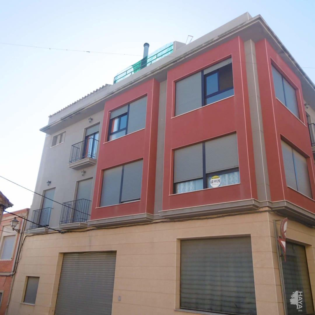 Piso en venta en Caudete, Albacete, Calle Dean Martinez, 91.707 €, 4 habitaciones, 2 baños, 115 m2