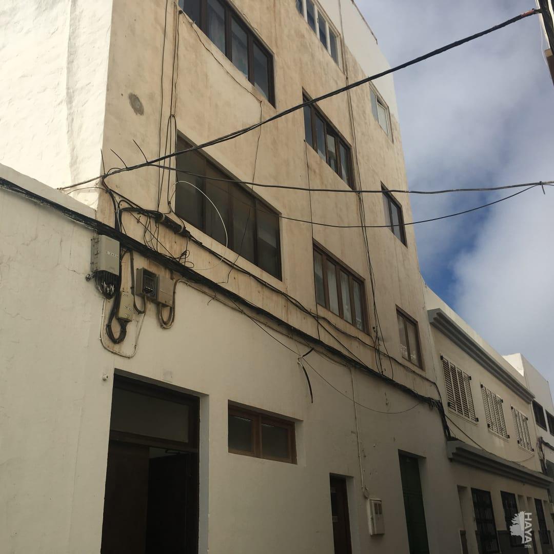 Piso en venta en Arrecife, Las Palmas, Calle Periodista Viera, 74.323 €, 1 habitación, 1 baño, 57 m2