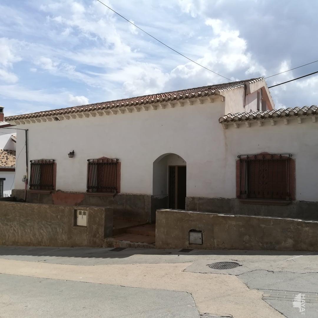 Piso en venta en Beas de Guadix, Granada, Calle Rambla, 72.929 €, 6 habitaciones, 2 baños, 281 m2
