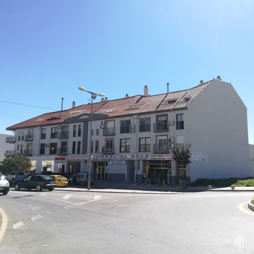 Piso en venta en Baza, Granada, Avenida Murcia, 91.935 €, 4 habitaciones, 2 baños, 116 m2