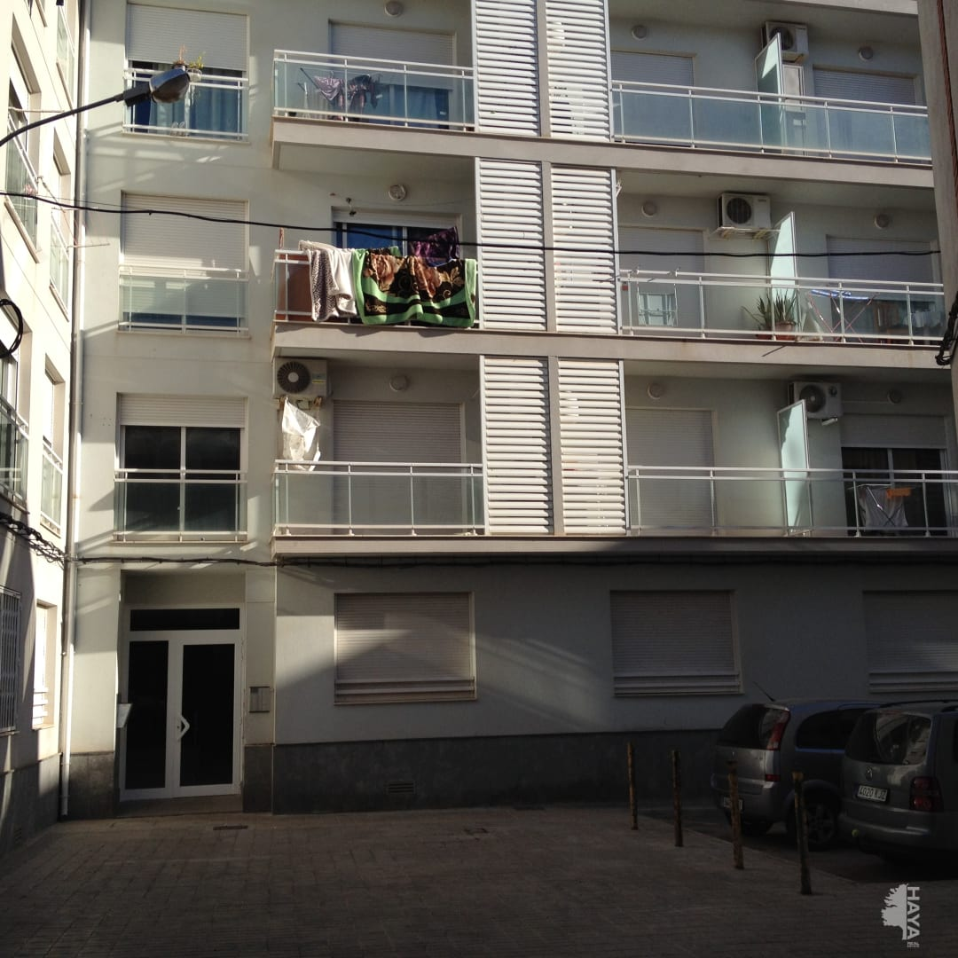 Piso en venta en Benicarló, Castellón, Calle Pere de Thous, 51.480 €, 1 habitación, 1 baño, 44 m2