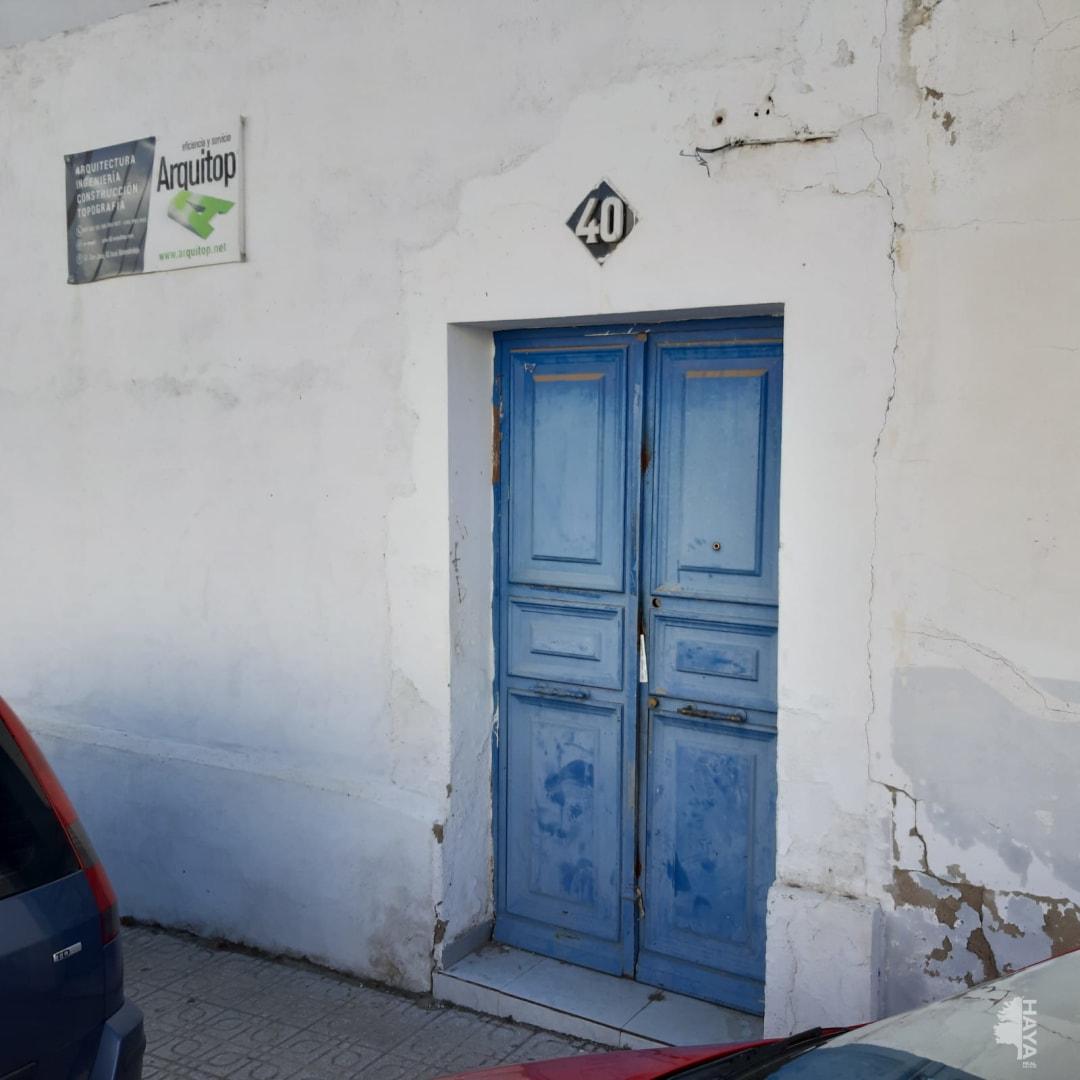 Suelo en venta en Almendralejo, Badajoz, Calle Manuel Antolin, 18.000 €, 93 m2
