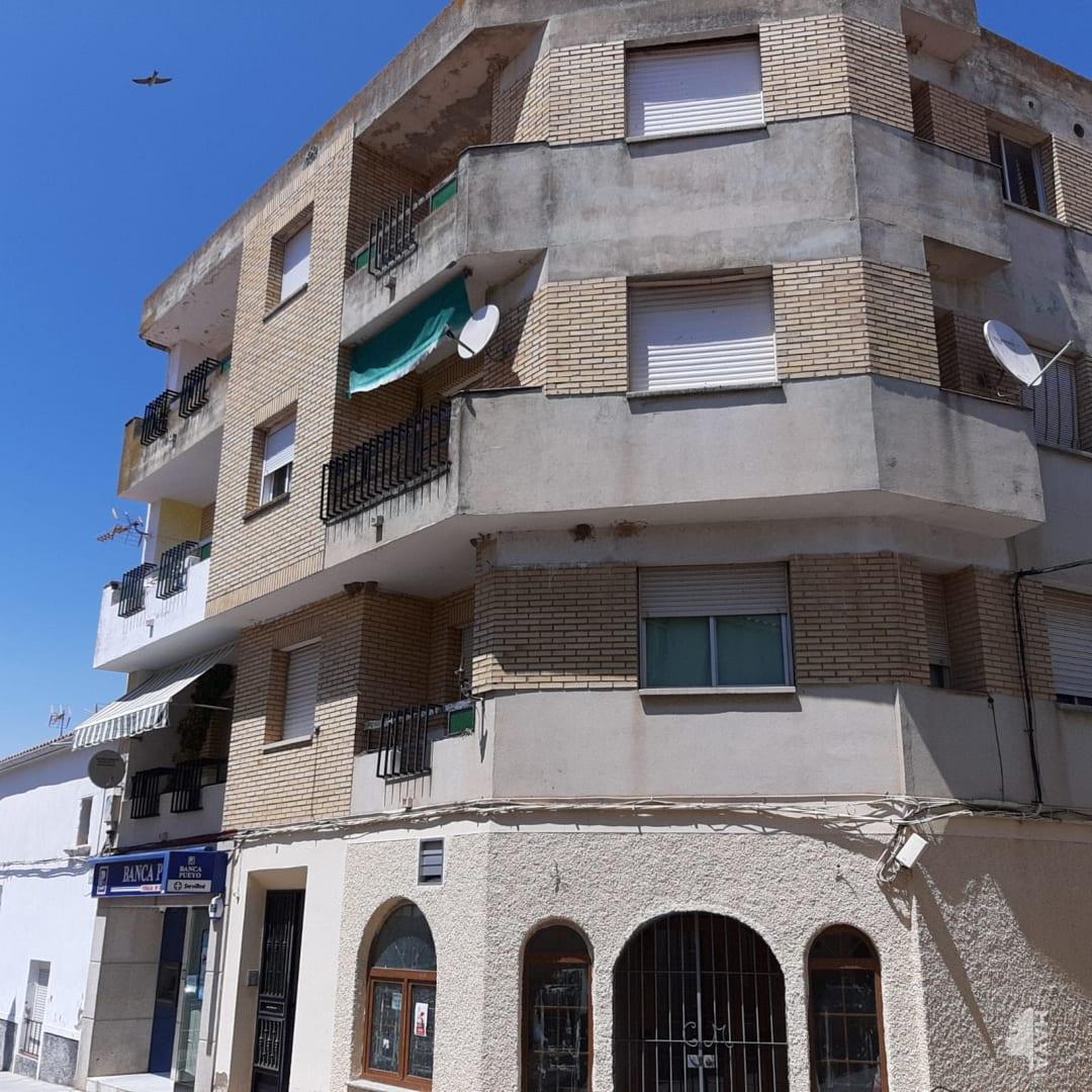 Piso en venta en Pardaleras, la Coronada, Badajoz, Plaza Constitucion, 25.000 €, 3 habitaciones, 1 baño, 115 m2