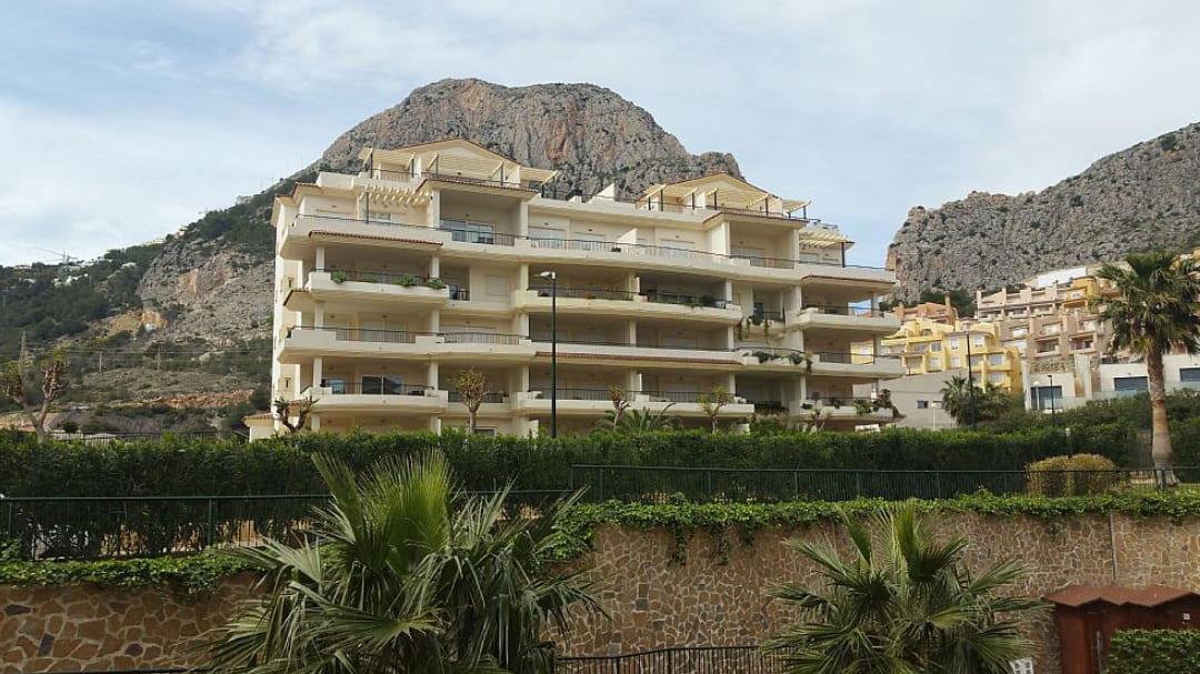 Piso en venta en Altea, Alicante, Calle Pagell, 276.320 €, 2 habitaciones, 2 baños, 174 m2