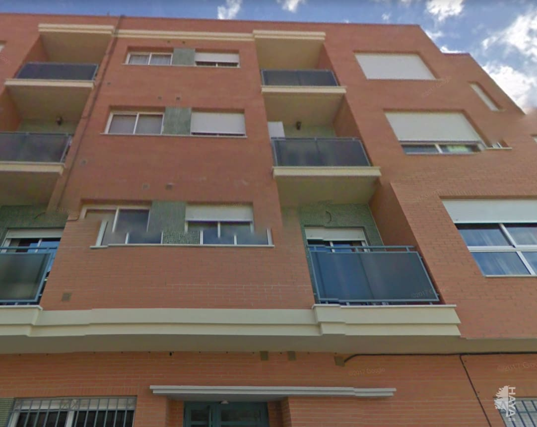 Piso en venta en Castalla, Alicante, Calle Isaac Peral, 55.200 €, 3 habitaciones, 2 baños, 94 m2