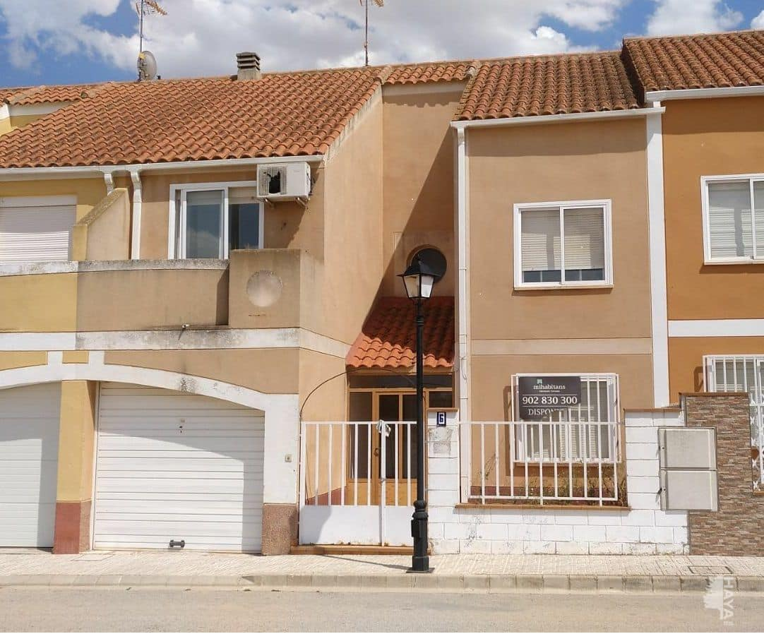 Casa en venta en La Gineta, Albacete, Calle Cañada, 112.013 €, 4 habitaciones, 2 baños, 136 m2
