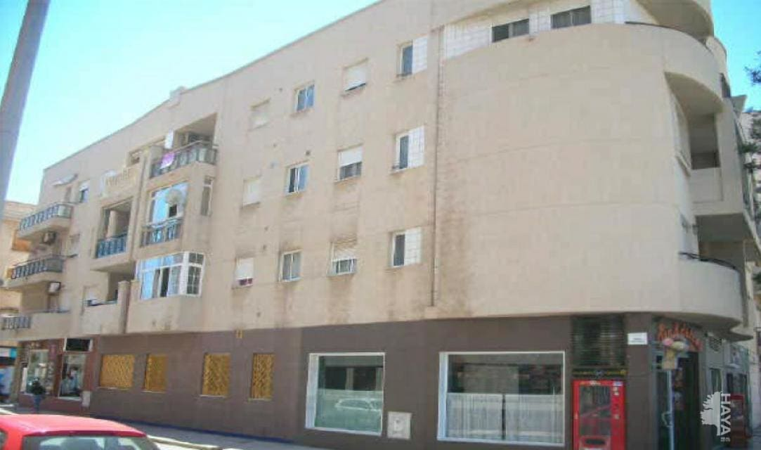 Piso en venta en Los Depósitos, Roquetas de Mar, Almería, Avenida Rey Juan Carlos I, 59.900 €, 1 habitación, 1 baño, 50 m2