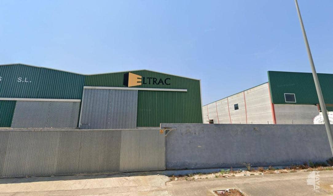 Industrial en venta en Camarles, Tarragona, Calle Polg. Ind. Venta Nova, 178.900 €, 629 m2