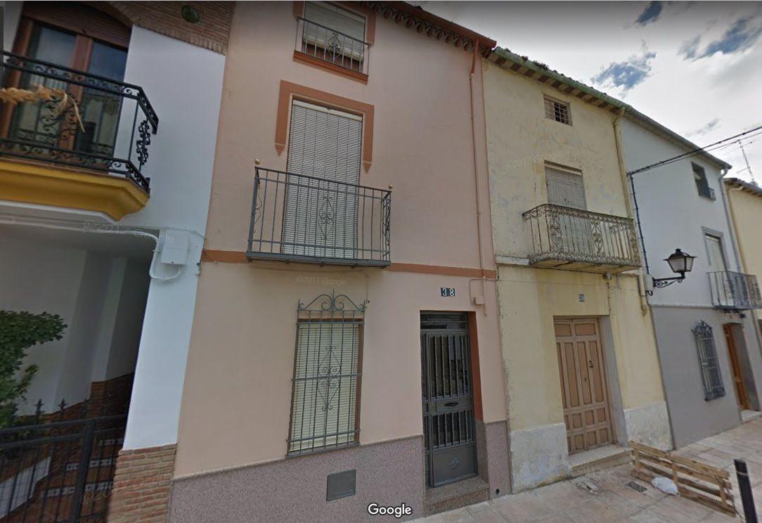 Casa en venta en Torre del Campo, Jaén, Calle Horno Parras, 54.000 €, 194 m2