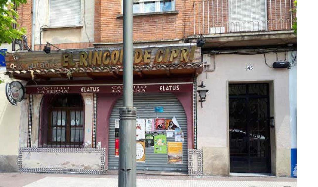 Local en venta en Yagüe, Logroño, La Rioja, Avenida Republica Argentina, 156.300 €, 184 m2
