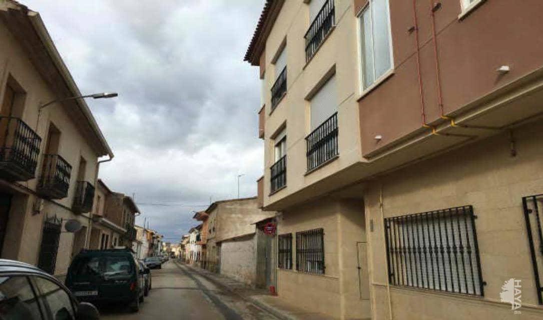 Piso en venta en San Clemente, Cuenca, Calle Pozo Nieves, 48.000 €, 2 habitaciones, 1 baño, 88 m2