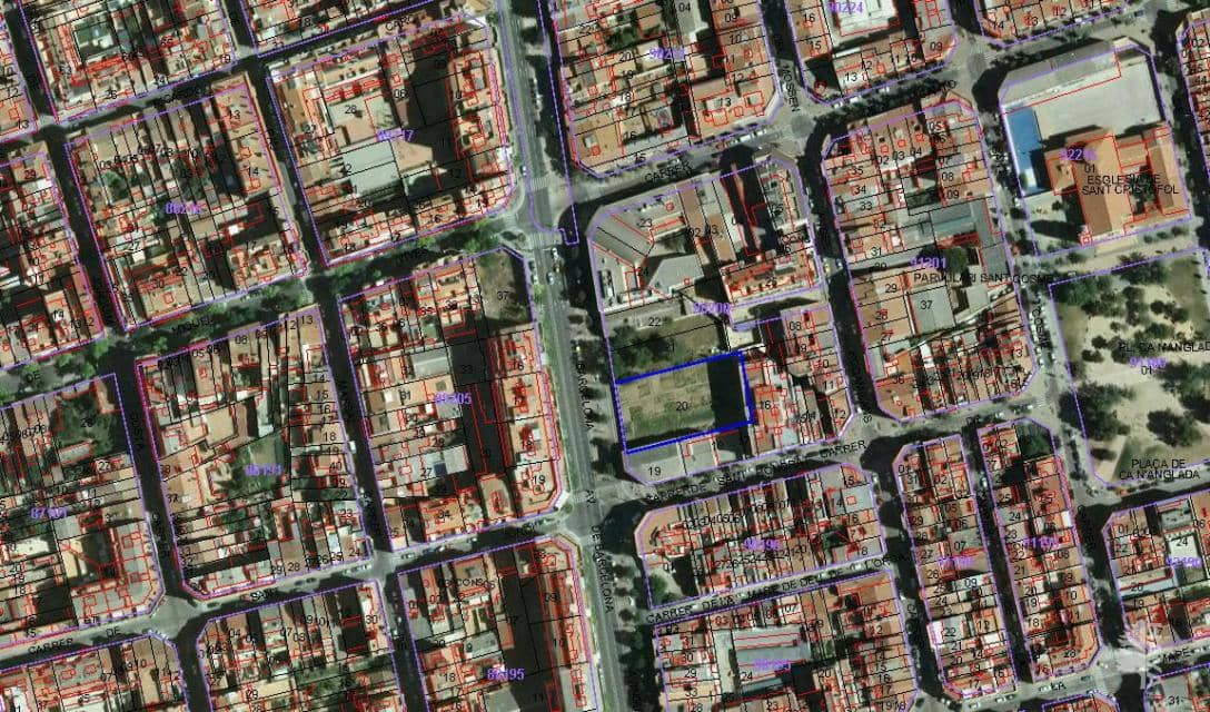 Suelo en venta en Terrassa, Barcelona, Avenida Barcelona, 750.000 €, 1328 m2