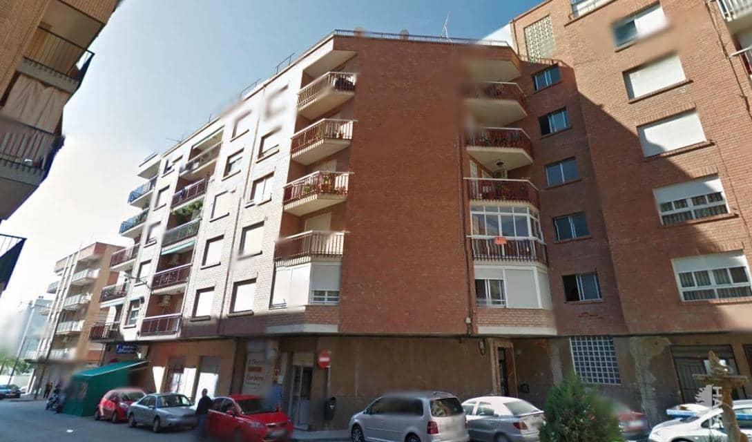 Piso en venta en Lorca, Murcia, Calle San Agustin, 71.600 €, 4 habitaciones, 1 baño, 114 m2