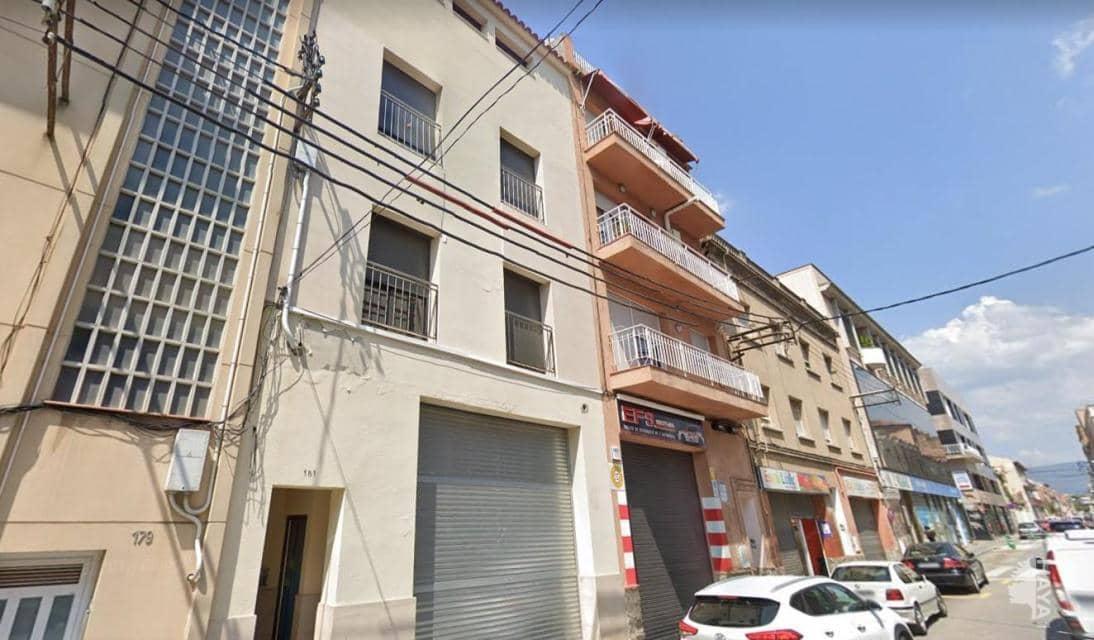Piso en venta en Joan Prim, Granollers, Barcelona, Calle Corro, 126.406 €, 3 habitaciones, 2 baños, 93 m2