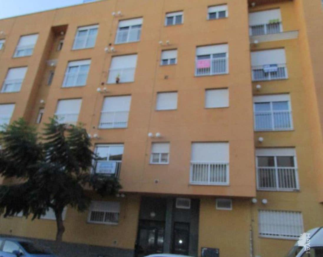 Piso en venta en Almazora/almassora, Castellón, Calle Nueve de Octubre, 65.200 €, 3 habitaciones, 1 baño, 79 m2
