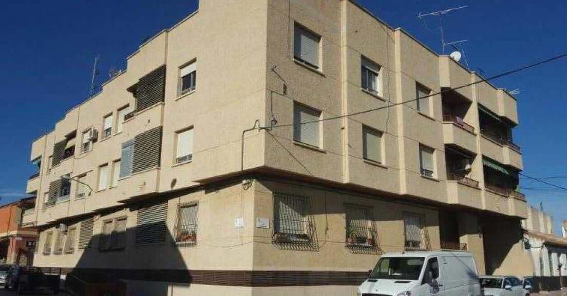 Piso en venta en Librilla, Murcia, Calle Murcia, 64.600 €, 3 habitaciones, 1 baño, 160 m2