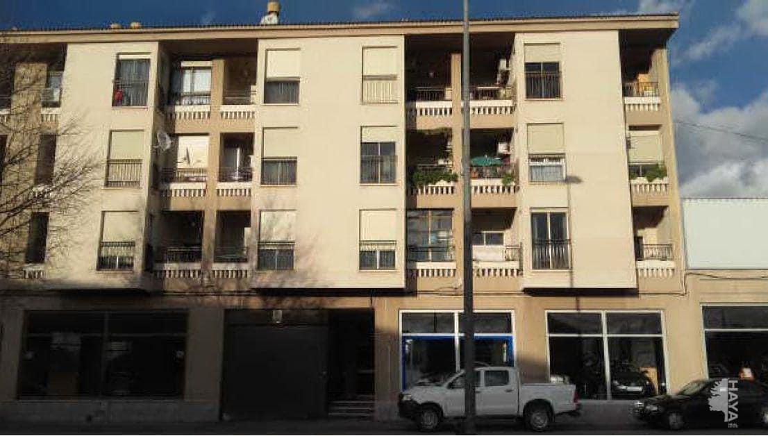 Piso en venta en Hellín, Hellín, Albacete, Avenida Poeta Mariano Tomas, 92.700 €, 4 habitaciones, 1 baño, 104 m2