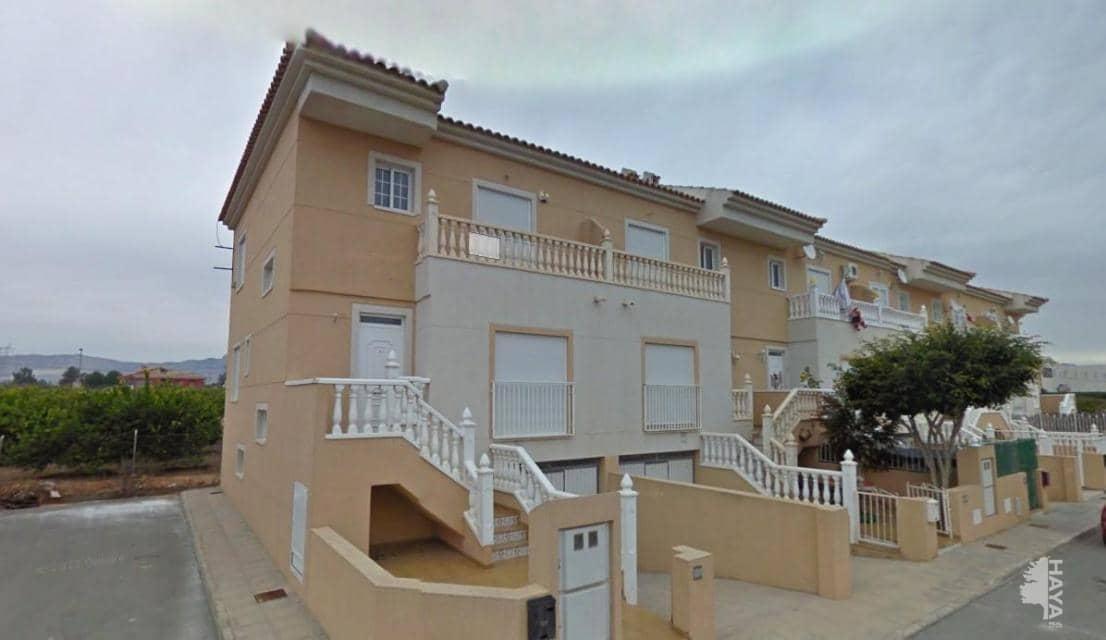 Casa en venta en Virgen del Camino, Orihuela, Alicante, Calle Romeria, 67.100 €, 3 habitaciones, 3 baños, 134 m2