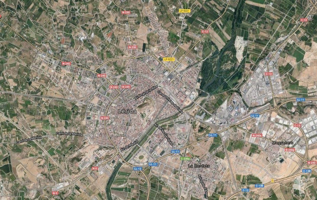 Piso en venta en Lleida, Lleida, Calle Unio, 67.500 €, 3 habitaciones, 1 baño, 75 m2