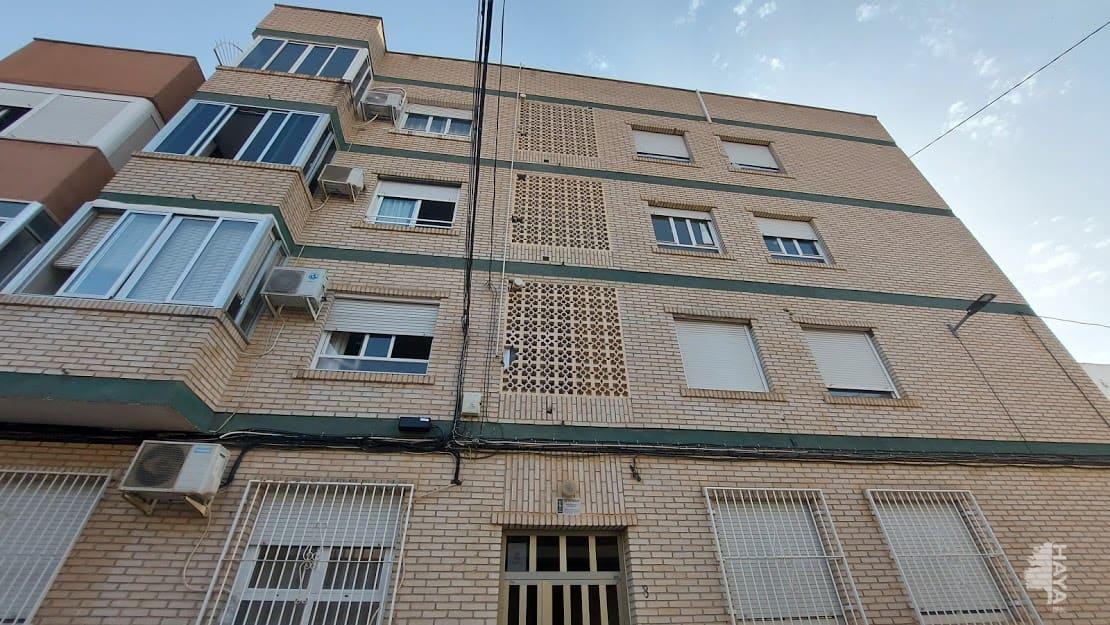 Piso en venta en La Voz Negra, Murcia, Murcia, Calle Nuestra Señora de los Angeles, 50.400 €, 3 habitaciones, 1 baño, 84 m2