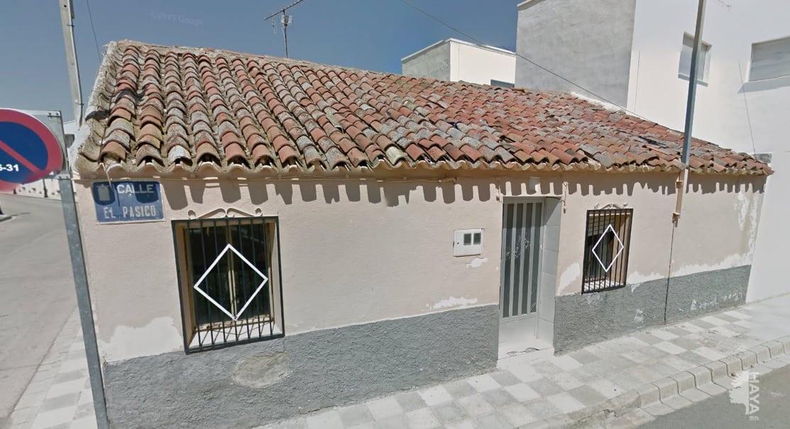 Casa en venta en Albacete, Albacete, Calle Pasico, 20.000 €, 3 habitaciones, 1 baño, 82 m2