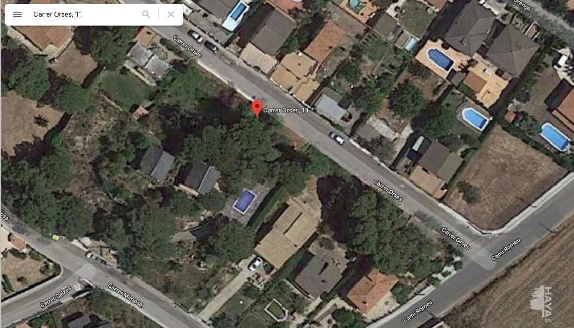 Casa en venta en Les Roquetes del Garraf, Piera, Barcelona, Calle Orses, 57.035 €, 1 baño, 414 m2