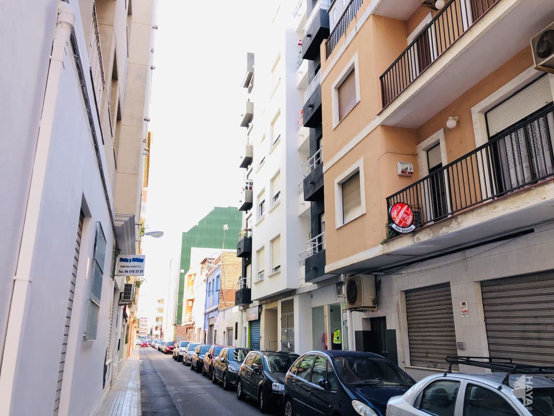 Piso en venta en Dénia, Alicante, Calle Benisa, 89.000 €, 1 habitación, 1 baño, 45 m2