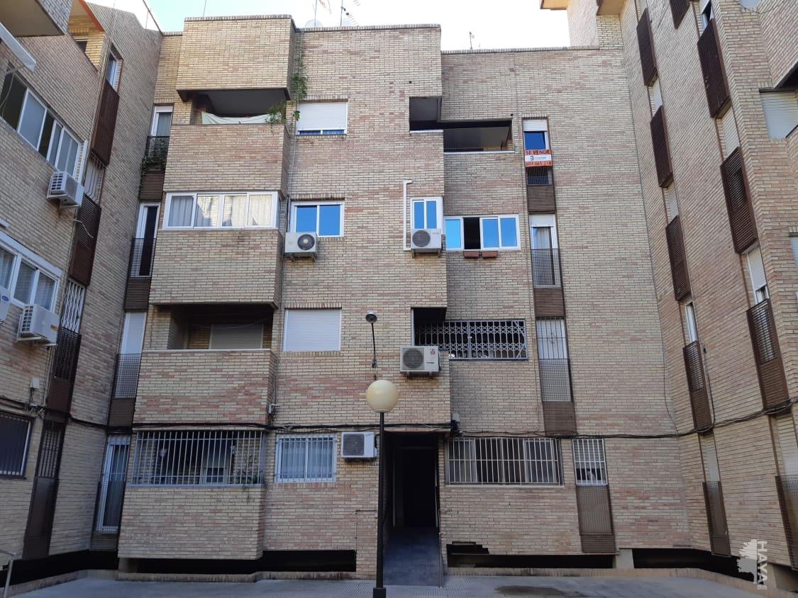 Piso en venta en Molina de Segura, Murcia, Calle Doctor Fleming, 78.500 €, 3 habitaciones, 1 baño, 90 m2