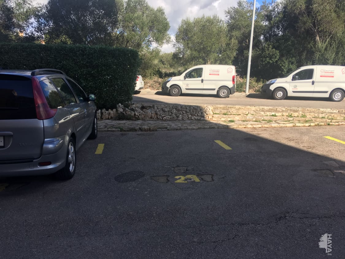 Parking en venta en Manacor, Baleares, Calle Sa Mola, 5.400 €, 36 m2