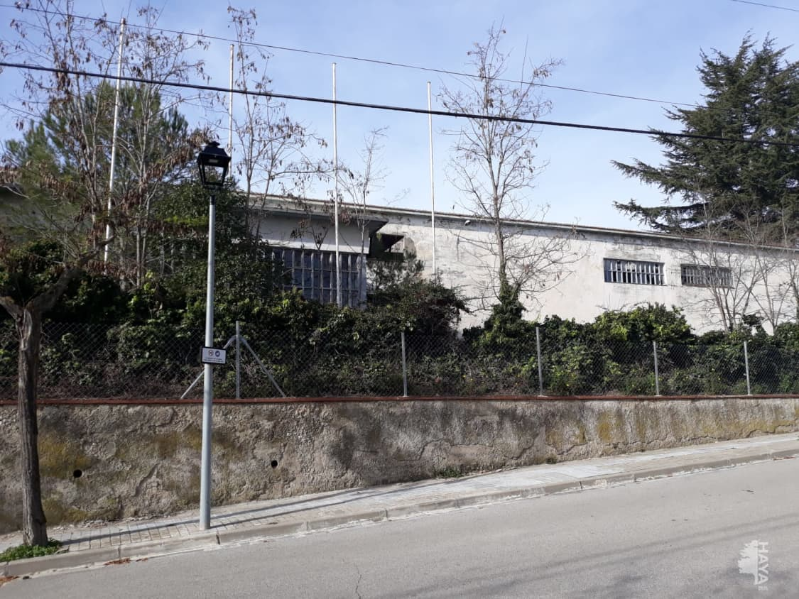 Industrial en venta en Vallbona D`anoia, Vallbona D`anoia, Barcelona, Avenida Roser, 804.183 €, 5453 m2