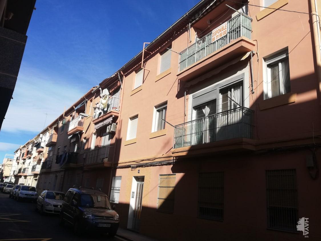 Piso en venta en El Port de Sagunt, Sagunto/sagunt, Valencia, Calle Aragon, 46.300 €, 2 habitaciones, 1 baño, 70 m2