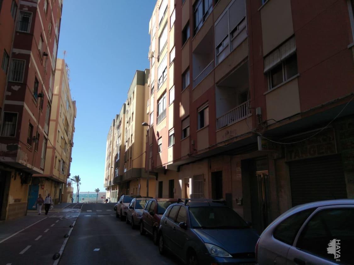 Piso en venta en Ciudad Jardín, Almería, Almería, Calle Quesada, 86.400 €, 3 habitaciones, 1 baño, 74 m2