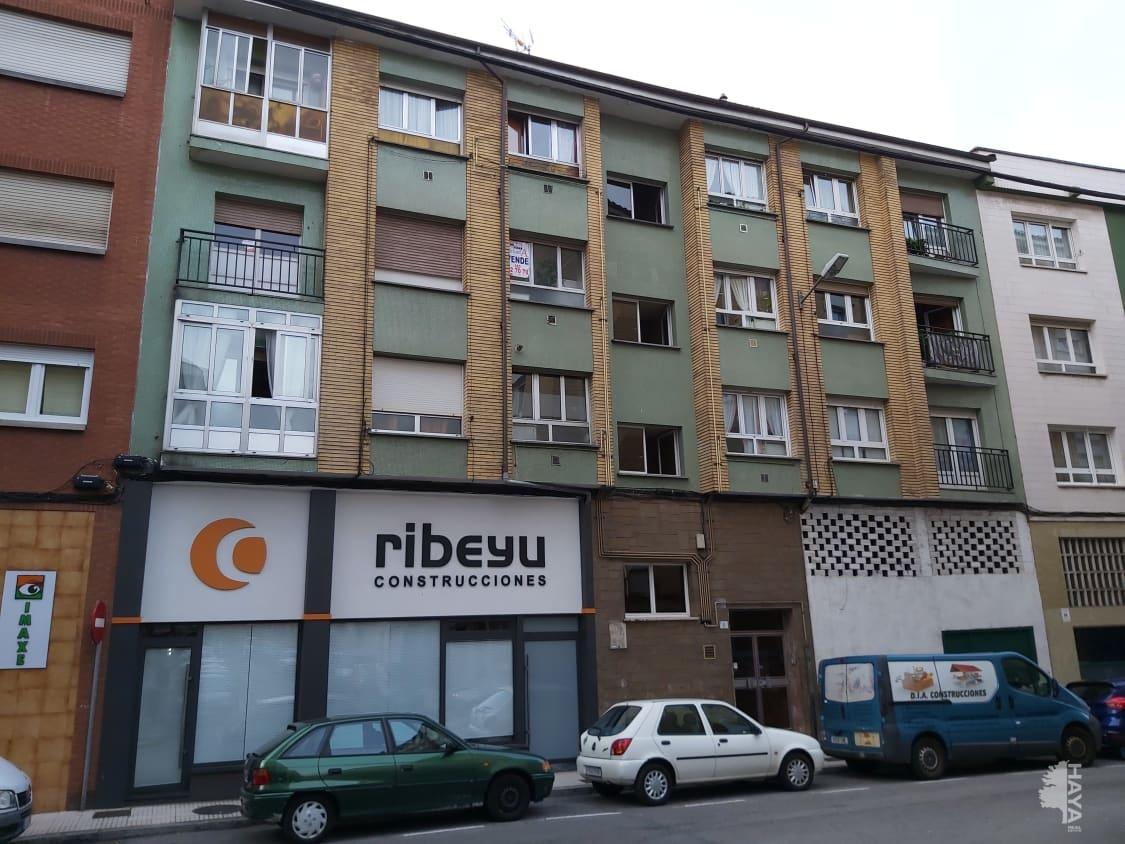 Piso en venta en Distrito Llano, Gijón, Asturias, Calle Rio Nervion, 92.000 €, 3 habitaciones, 1 baño, 92 m2