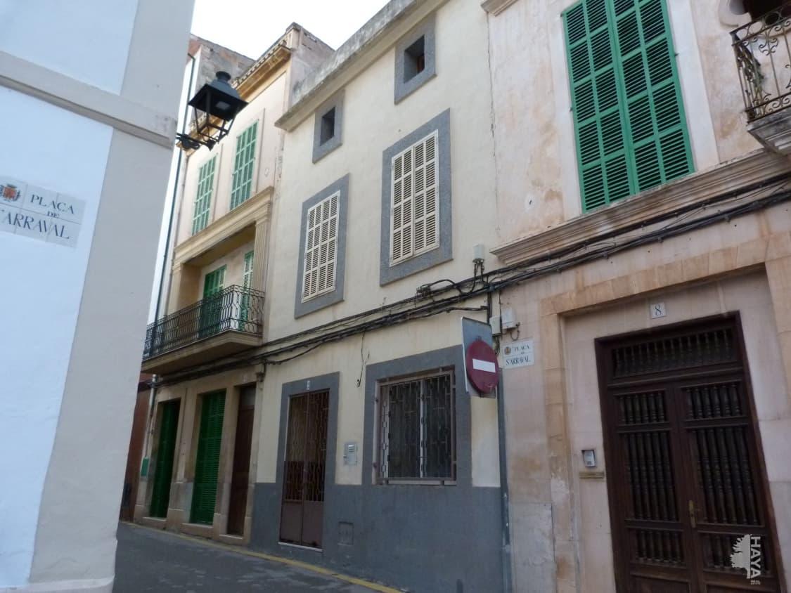 Piso en venta en Felanitx, Baleares, Plaza Arraval F, 189.700 €, 4 habitaciones, 1 baño, 444 m2