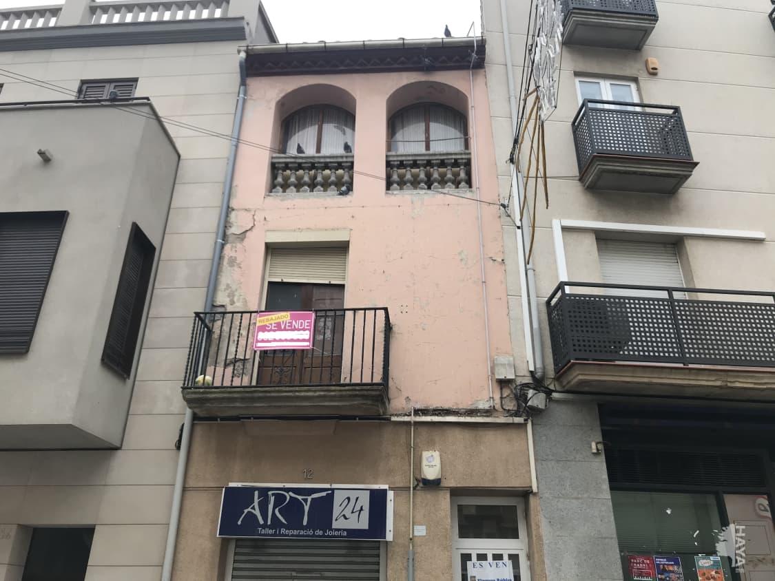Casa en venta en Les Borges Blanques, Les Borges Blanques, Lleida, Calle Bassa, 104.000 €, 5 habitaciones, 1 baño, 115 m2