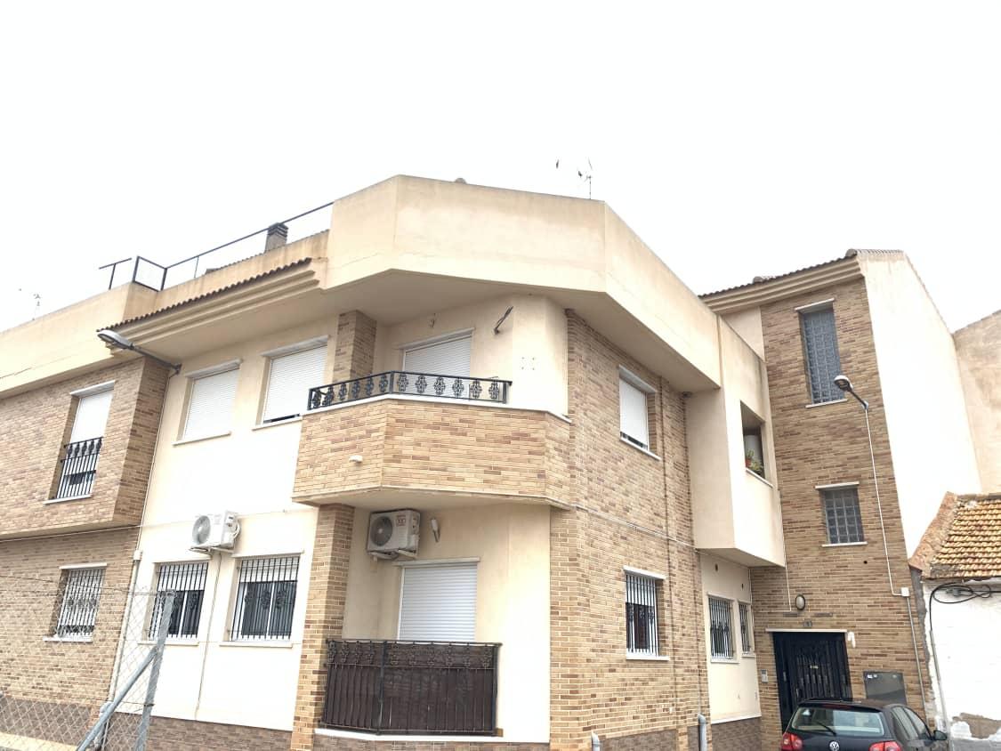 Piso en venta en Las Esperanzas, Pilar de la Horadada, Alicante, Calle Huerto, 50.000 €, 1 habitación, 1 baño, 92 m2