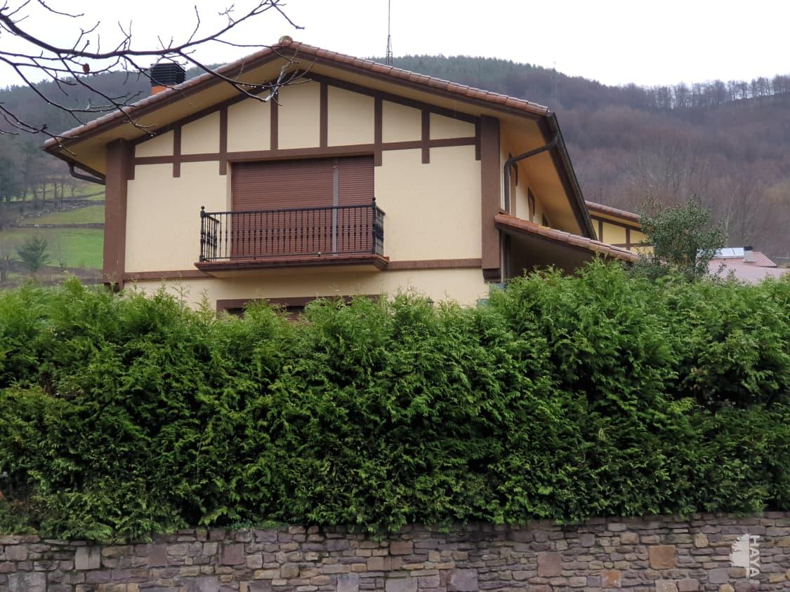 Casa en venta en Aitzun, Berastegi, Guipúzcoa, Calle Colonia Hirigune Sakabanatua, 367.000 €, 4 habitaciones, 1 baño, 281 m2
